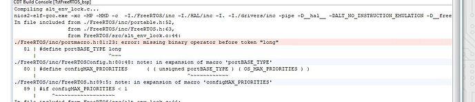 detailed error same again